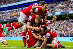 Arsenal vers le « Big Four » !
