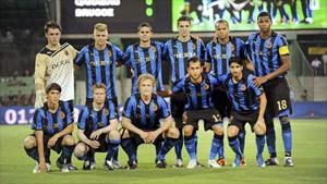 Echec interdit pour le FC Bruges !