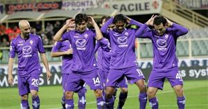 La Fiorentina met la pression !