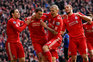 Liverpool vers le « Big Four » ?