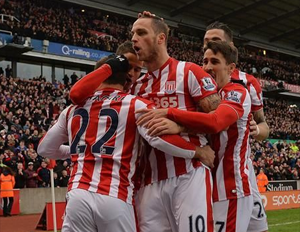 Stoke City n'y arrive plus ?