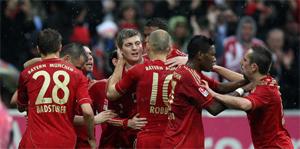 Le Bayern Munich devrait conforter sa place