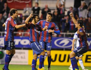 Le SD Eibar surprend encore ?