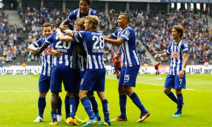 Surprenant Hertha Berlin ?
