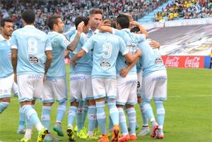 Le Celta Vigo rêve d'Europe !