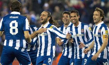 L'Espanyol se replace après leur élimination