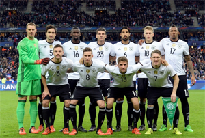 Equipe Allemagne