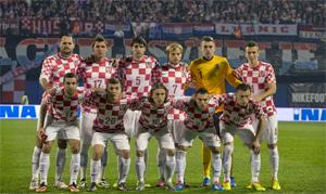 Les Croates déjà au sommet !