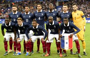 La France en favorite ?