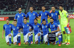 Echec interdit pour l'Italie !