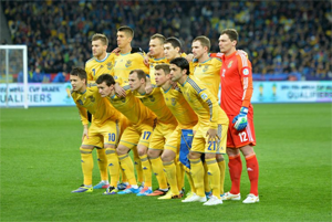 Ukraine – Pologne !
