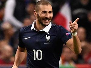 La France se prive de Benzema !