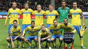La Suède, timide sans « Ibra » !