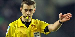 Clément Turpin sort de l'Euro 2016 !