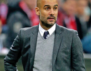 Pep Guardiola en quête d'un gardien de but !