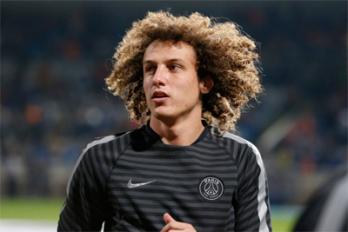 David Luiz retrouve Chelsea !