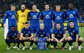 Big Four : Everton se replace ?