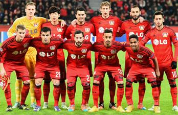 Dernière carte pour Leverkusen