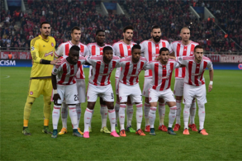 L'Olympiakos prend une option ?