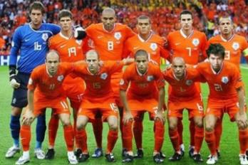 Les Hollandais sous pression !