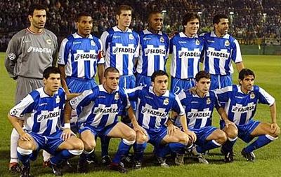 Deportivo La Corogne