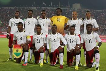 Le Ghana en grand favori pour cette Coupe d
