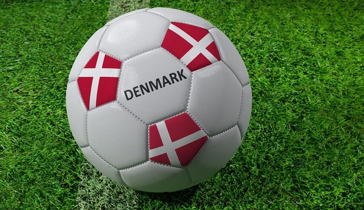 Danemark football