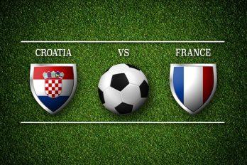 Finale France-Croatie dimanche 15 juillet