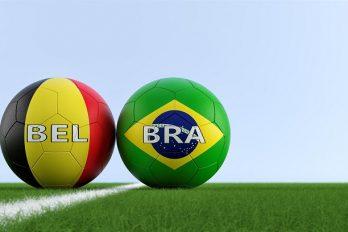 Les Diables Rouges vont défier le Brésil