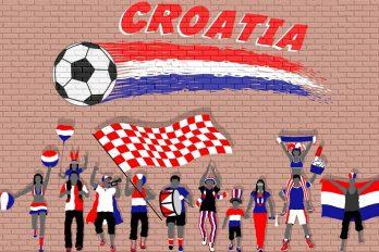 Zagreb accueille en héros les Croates de Russie 2018