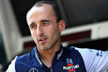 Robert Kubica pilotera bien pour Williams en 2019