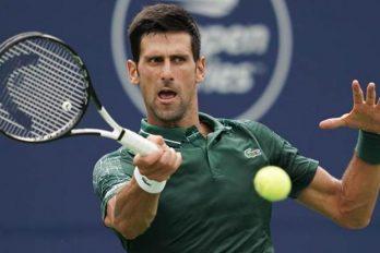 Djokovic fait des heureux parieurs au Masters de Londres