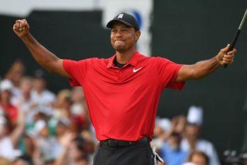 Tiger Woods est de retour