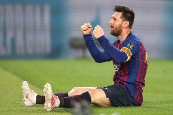 Barcelone espère réserver son billet pour une finale en C1