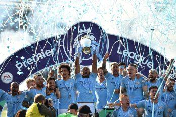 Manchester City remporte le titre de champion d